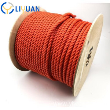 Wholesale colorful PE braided rope
